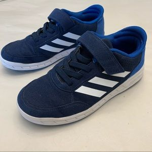 2/$25 Adidas Youth Men running sneakers shoes 4US